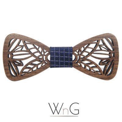 WnG Pianist Kézzel Készített Csokornyakkendő Fából - woodengoods.hu