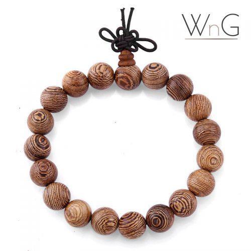 WnG Wenge Wood Bracelet - woodengoods.hu
